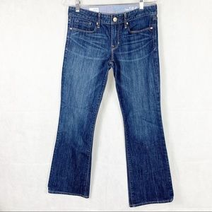 Gap 1969 Sexy Bootcut Jeans in size 28